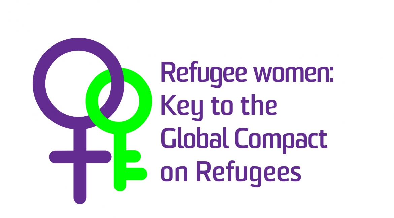 Refugee women logo