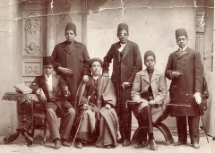 Africans in Iran