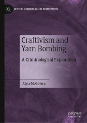 Craftivism and Yarnbombing Book Alyce McGovern