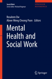 Mental Health Book Abner Poon