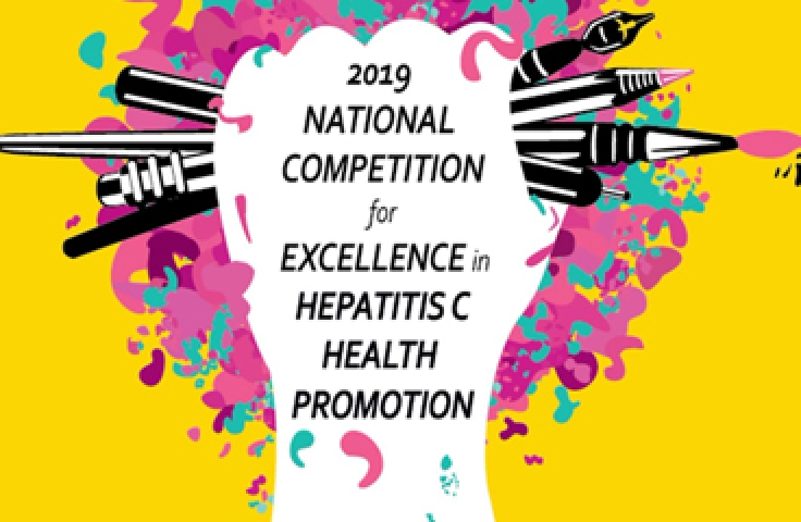 2019 National Competition for Excellence in Hepatitis C Health Promotion