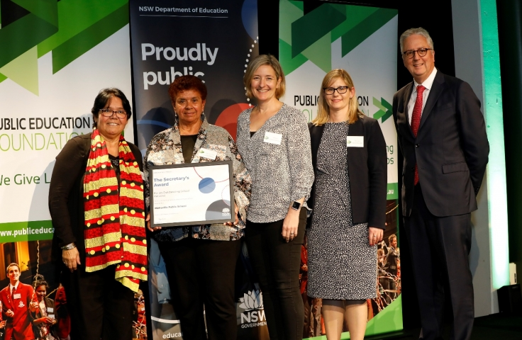 The 2019 NSW Minister's and Secretary's Awards for Excellence