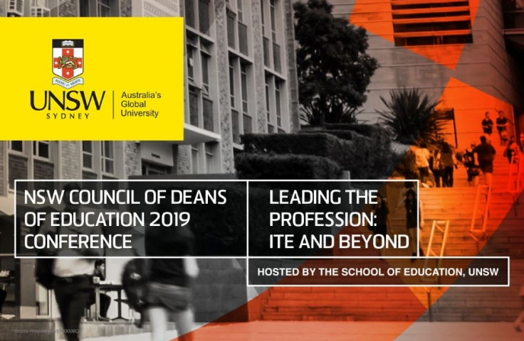 New South Wales Council of Deans of Education Conference 2019