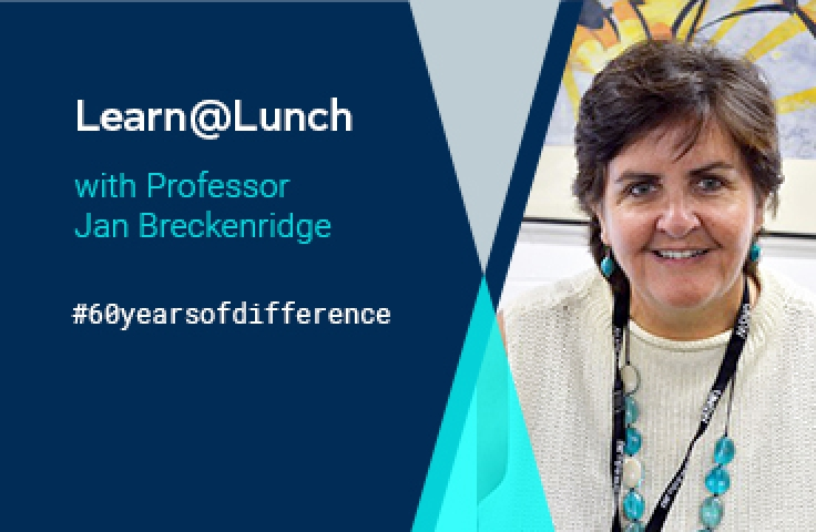 learn at lunch event