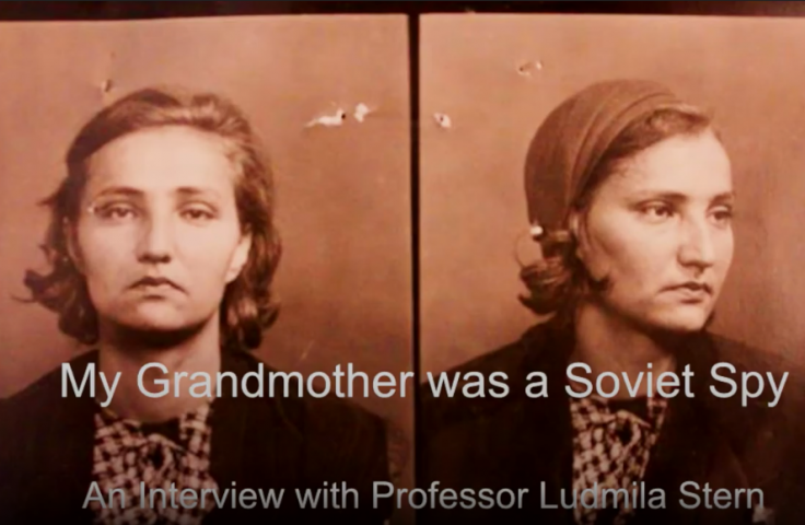 My Grandmother Was a Soviet Spy Interview