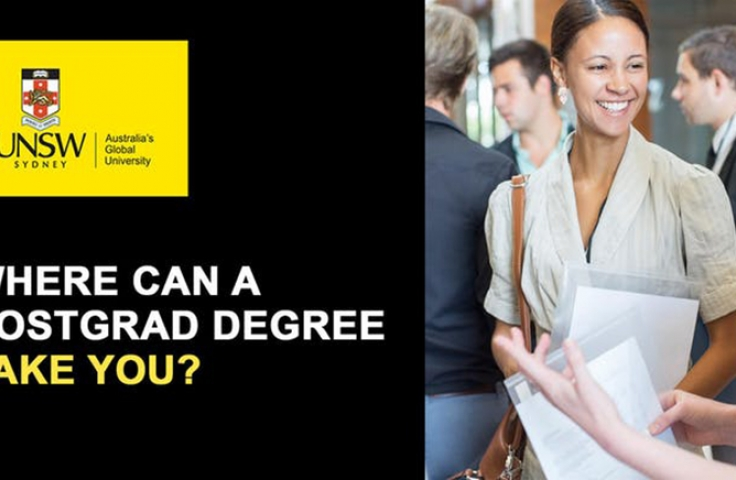 UNSW Postgraduate Information Evening