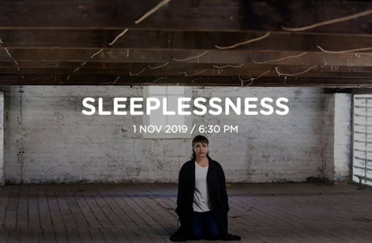 Sleeplessness - The Big Anxiety Festival