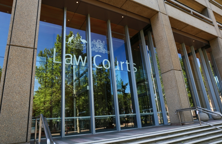 Law Courts of Australia