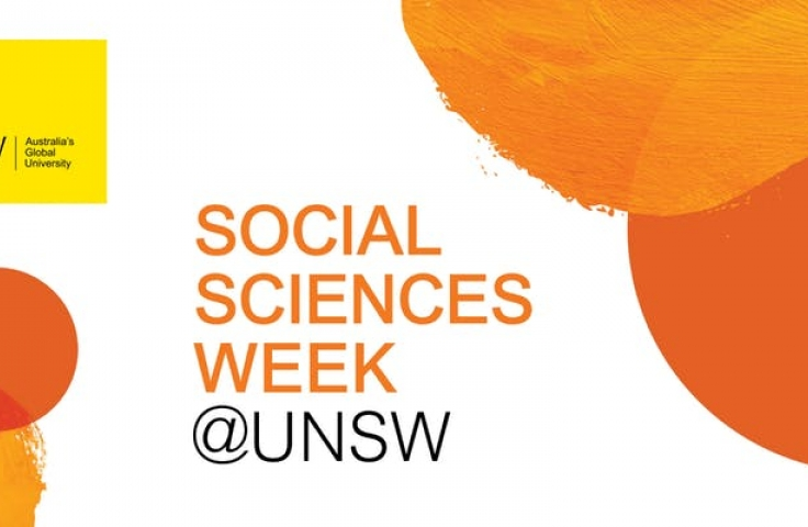 Social Sciences Week @ UNSW